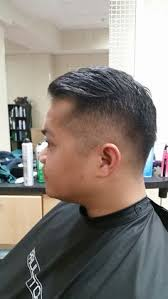 which day senior citizen haircut at super cuts side part undercut with hot pink hair supercuts 101 summer street