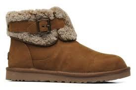 s ugg australia jocelin boots ugg jocelin brown ankle boots chez sarenza 152395