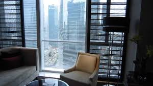 four seasons hotel shanghai pudong premier pearl view room walk