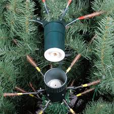 artificial christmas tree pre lit 7 5 u0027 with stand home decor 600