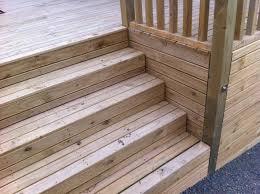 tgb licensed builders u2013 deck steps