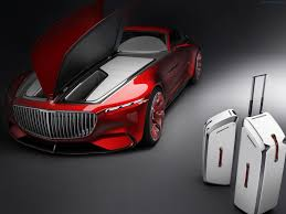 maybach sports car 2016 mercedes benz vision maybach 6 concept front angle 4 u2013 car