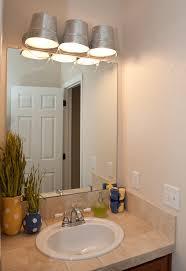 l shades for bathroom fixtures diy bathroom lighting diy bathroom lighting light bar vanity shade