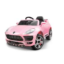 porsche toy car 12v kid electric ride on car battery porsche macan style toy
