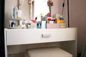 mirrored makeup vanities u2013 vitalyze me