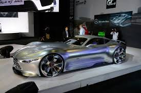 mercedes gran turismo mercedes s gran turismo 6 amg vision concept jumps into