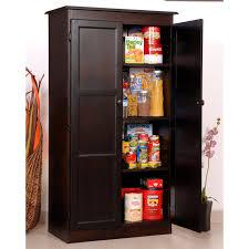 Pine Kitchen Pantry Cabinet Laminate Countertops Kitchen Storage Pantry Cabinet Lighting