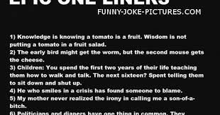 epic one liners joke pictures