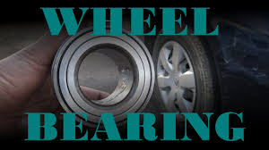 front wheel bearing replacement youtube