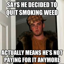 Memes About Smoking Weed - decided to quit smoking weed marijuana memes weed memes
