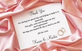 wedding thank you notes wedding thank you card wording money wedding thank you card