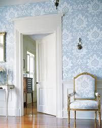 patterned wallpaper ideas room design ideas