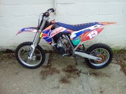 ktm 85 sx 2015 not kx cr yz mx in southampton hampshire gumtree