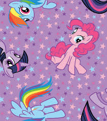 licensed fabric my little pony joann