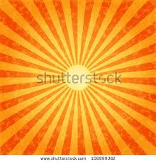 sun rays illustration paper stains stock vector 106899362