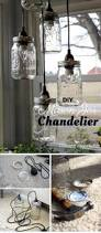 Canning Jar Lights Chandelier Best 25 Mason Jar Lighting Ideas On Pinterest Mason Jar Light