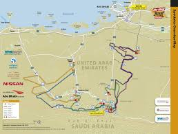World Map Of Deserts Maps Abu Dhabi Desert Challenge 2014