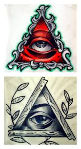 all seeing by karlinoboy on deviantart all seeing eye by f1n1x on