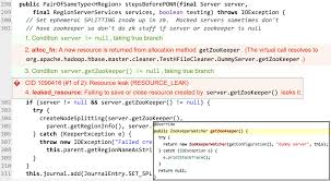 website bug report template coverity scan static analysis scan example