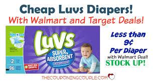 2017 black friday target diaper deal cheap luvs diapers at walmart or target less than 0 09 per diaper