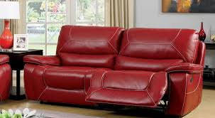 Contemporary Reclining Sofa With Topstitch by The Stylish Dunham Reclining Sofa Is A Must Have For Any Home With