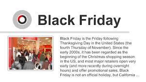 black friday dictiome pronunciation database