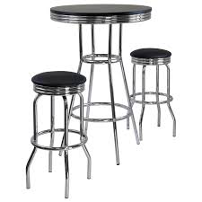 Jysk Bar Table Furniture Furniture 92243 Pub Table On Wheels