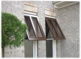 Outside Window Awnings Exterior Design Bahama Awnings Diy Bahama Shutters Bahama