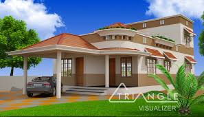 Cool Dream Home Design On Style Dream Home Elevations Kerala Home - Dream home design