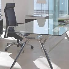 Glass Office Desks 35 Best Of Glass Office Desks