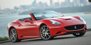 Ferrari California 2012 - ferrari new cars 2012 photos 1 of 4