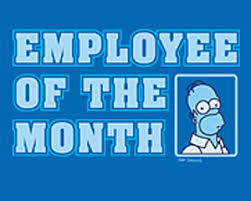 of the month employee of the month graphics and comments