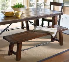 Dining Room Tables Pottery Barn Benchwright Bench Pottery Barn Au