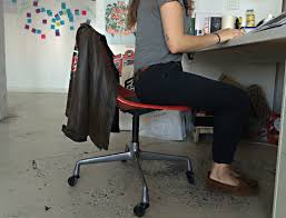 sitting pretty the ergonomics and economics of office chairs