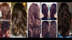 brown plum hair color best plum hair color ideas and shades youtube
