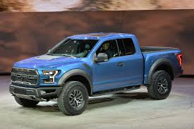 Ford Raptor Blue - 2017 ford f150 raptor