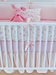 Baby Bedding Lilac Bedding Baby Crib Bedding Elizabeth Allen Baby
