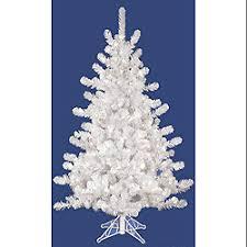 search white artificial tree christmastopia