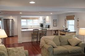 living room open floor plan charming beach house open floor plan kitchen and living room