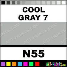 cool gray 7 dual brush pens paintmarker paints and marking pens