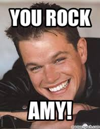You Rock Meme - rock