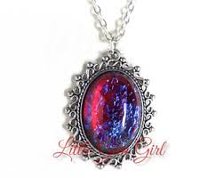 Opal Teh opal amulet etsy
