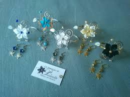 Bracelet Fleur Mariage Bracelet Jonc Marieee Calixte Demoiselle D Honneur Fleurs En Satin