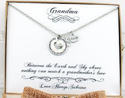 personalized granddaughter gifts gifts for personalized grandmother