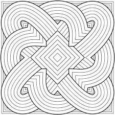 coloring pleasure beadwork celtic patterns