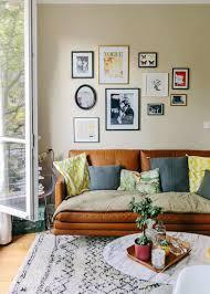 deco canape marron idée déco petit salon maximiser l espace à l aide d accents