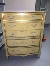 Vintage Drexel Bedroom Furniture by Drexel Dresser Ebay