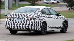 altima nissan 2016 2016 nissan altima facelift spied in the united states