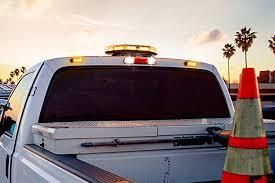 strobe light installation truck vehicle led mini strobe light head built in controller 9 watt