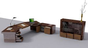 Home Office Furniture Desk Entrancing 70 Unique Office Furniture Decorating Inspiration Of